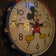 Vintage_Clock(Mickey Mouse)_39900yen