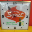 vintage Squirt wall clock_ 47250yen