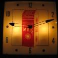 Vintage Sealtest Milk wall clock 31500yen