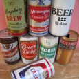 Vintage beer can/each840yen